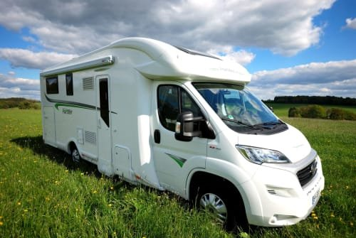 Hire a motorhome in Ratingen from private owners| Forster Hannes Forster