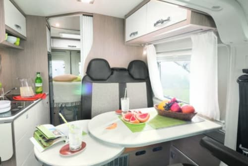 Hire a motorhome in Ahlen from private owners| Pössl  Puppy