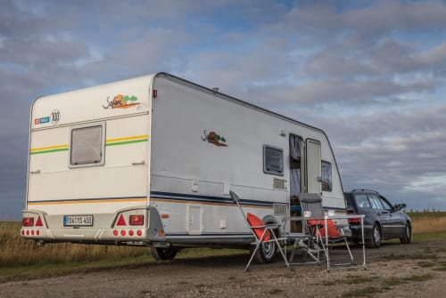 Hire a motorhome in Sottrum from private owners| Wilk Safari