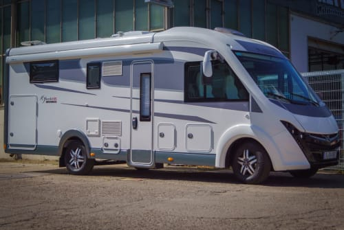 Hire a motorhome in Falkensee from private owners| Fiat / Mobilvetta K-Yacht GönnDIR All In