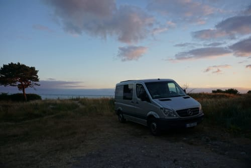 Hire a motorhome in Leipzig from private owners| Mercedes  Juli