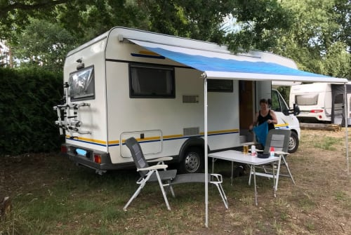 Hire a motorhome in Berlin from private owners| Euromobil WoMo