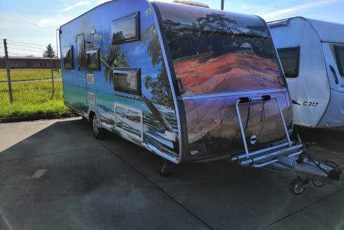 Hire a motorhome in Kaufbeuren from private owners  Bürstner MAUI