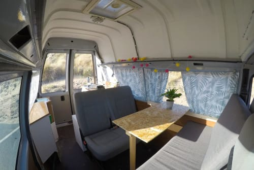 Hire a motorhome in Den Haag from private owners  Volkswagen Conv Relaxional