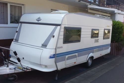 Hire a motorhome in Bad König from private owners| Hobby  Wowa