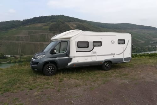 Hire a motorhome in Paderborn from private owners| Citroen Giotti T37 S