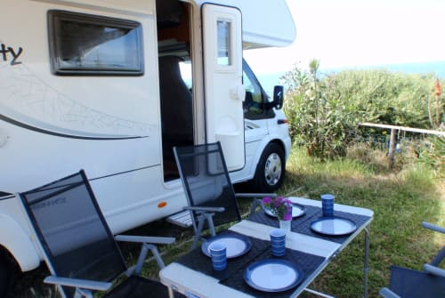Hire a motorhome in Bulzi from private owners| LMC La Sarda