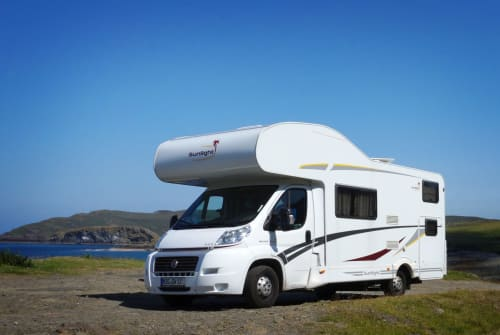 Hire a motorhome in Merzig from private owners| Fiat womo