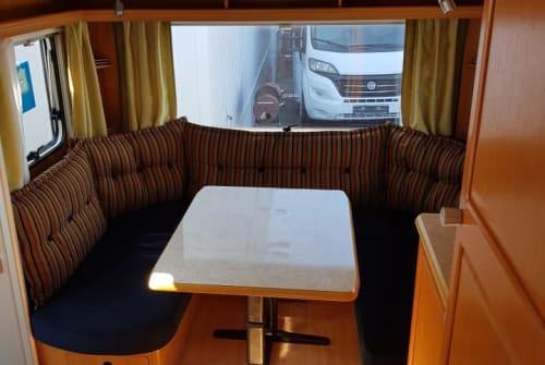 Hire a motorhome in Albersdorf from private owners| Tabbert  TABBI