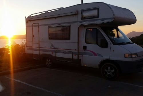 Hire a motorhome in Meschede from private owners| Fiat Ducato YU-MOBIL