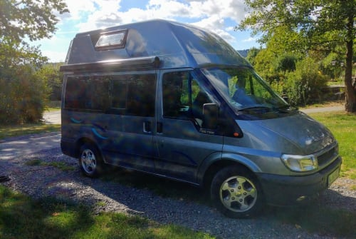 Hire a motorhome in Köln from private owners  Ford  BUBBA