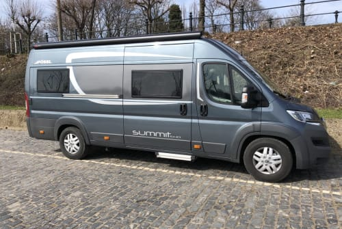 Hire a motorhome in Nümbrecht from private owners  Pössl Cosmo