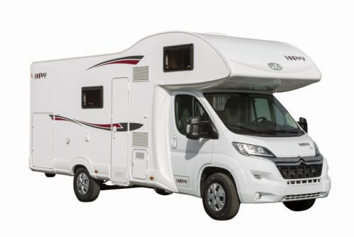 Hire a motorhome in Haßfurt from private owners| P.L.A. Happy A440