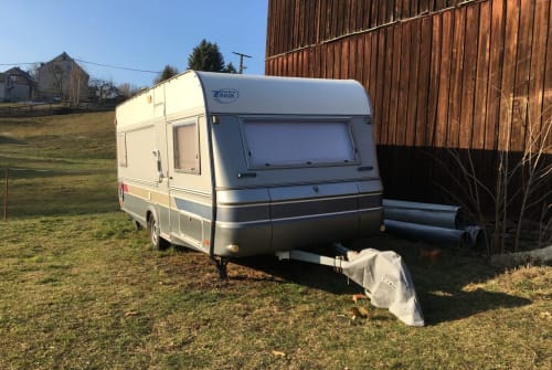 Hire a motorhome in Langenweißbach from private owners| Fendt Herbert