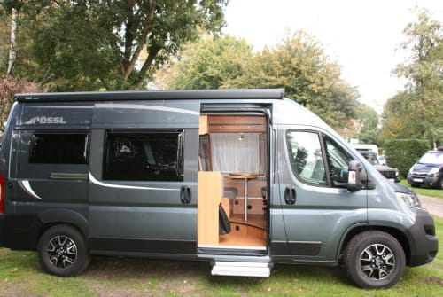 Hire a motorhome in Soest from private owners| Pössl Holiday