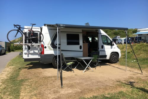 Hire a motorhome in Ettenheim from private owners| Weinsberg CaryB
