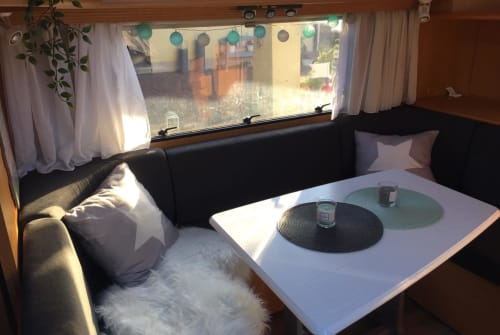 Hire a motorhome in Ludwigschorgast from private owners| Dethleffs Camper  Chipsy