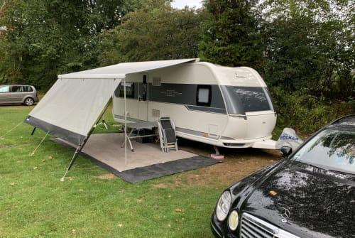 Hire a motorhome in Nidderau from private owners| Hobby Hobby 540 Ufe