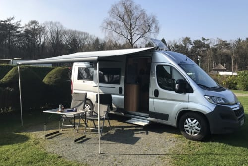 Hire a motorhome in Marburg from private owners| Pössl Pössl-to-join