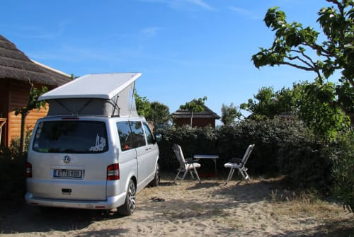 Hire a motorhome in Fellbach from private owners| VW T5 Bulli - VW T5