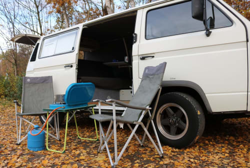 Hire a motorhome in Hannover from private owners| Volkswagen Casper