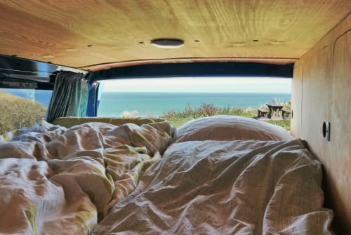 Hire a motorhome in Stuttgart from private owners| VW Heidi