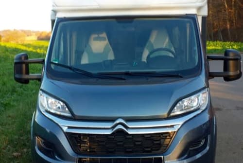 Hire a motorhome in Remseck am Neckar from private owners| Citroen Teufelsherz