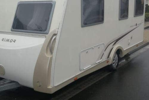 Hire a motorhome in Weilerswist from private owners  Rimor  Rimo