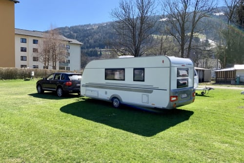 Hire a motorhome in Wien from private owners| ADRIA Kiki