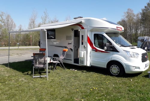 Hire a motorhome in Schipkau from private owners| Ford, Challenger Chally