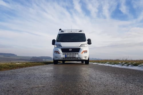 Hire a motorhome in Kirchheim am Ries from private owners| Weinsberg Fiat Ducato Freddy