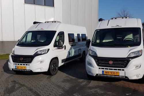 Hire a motorhome in Schagerbrug from private owners| Livingstone Duo Livingstone Duo
