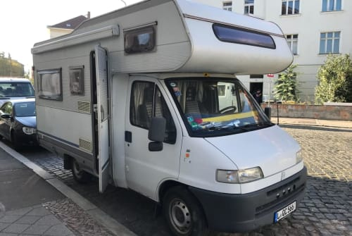 Hire a motorhome in Leipzig from private owners| Fiat Ducato Didi (Autogas)