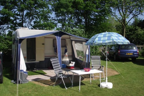 Hire a motorhome in Assendelft from private owners  STERCKEMAN Martin