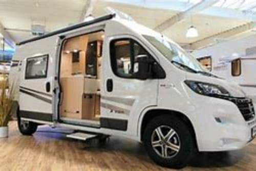 Hire a motorhome in Den Dolder from private owners  Fiat Dugato 2.3 130pk Bart's