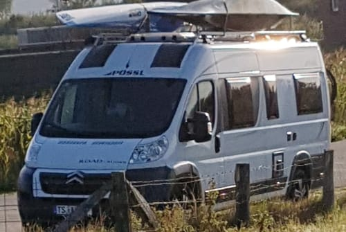 Hire a motorhome in Rimsting from private owners  Pössl Össl