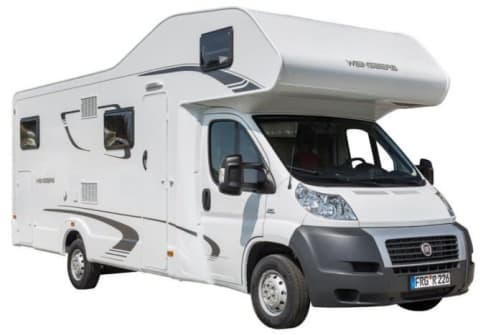 Hire a motorhome in Burghausen from private owners| Weinsberg Oscar