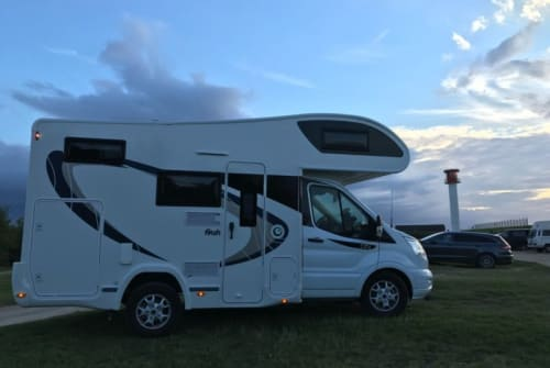 Hire a motorhome in Erfurt from private owners| Chausson Cool (Euro6)