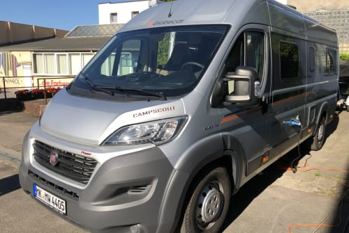 Hire a motorhome in Kreis Iserlohn from private owners| Globecar MiWi 4405