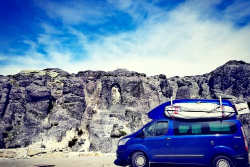 Hire a motorhome in München from private owners| Ford Giuseppe