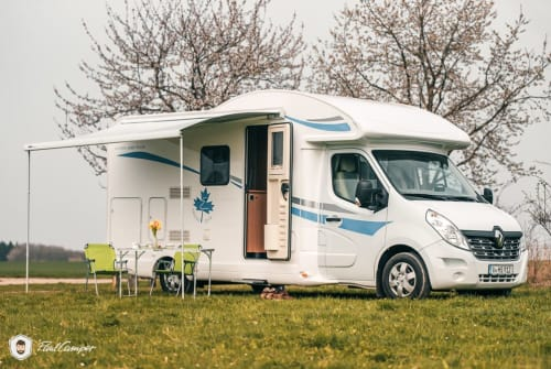 Hire a motorhome in Rodewisch from private owners| Renault/Ahorn HaSi