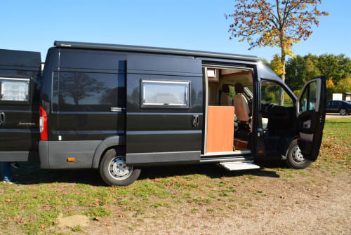 """Hire a motorhome in Wittlich from private owners  CITROEN JUMPER """"WIL A"""""""