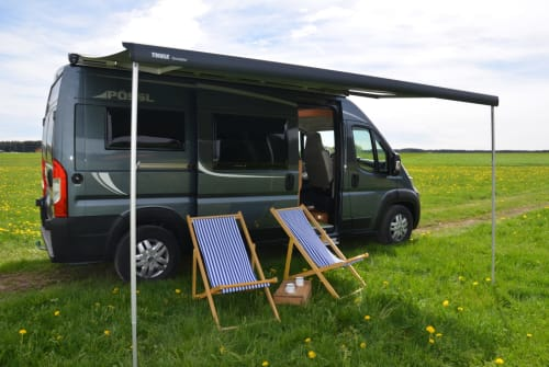 Hire a motorhome in Schramberg from private owners| Pössl Pössl AG 134