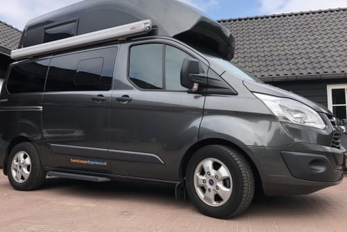 Hire a motorhome in Emst from private owners| Ford Nugget Hoogdak Ford Nugget