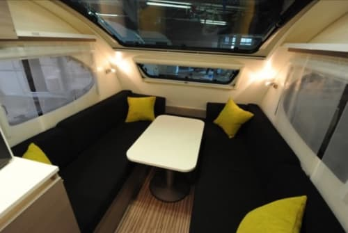 Hire a motorhome in Henstedt-Ulzburg from private owners| Adria Knutschkugel