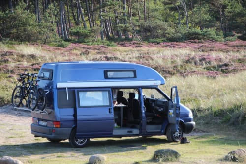 Hire a motorhome in Bürgstadt from private owners| Volkswagen Paula