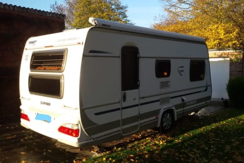 Hire a motorhome in Freiburg im Breisgau from private owners  Fendt Saphir