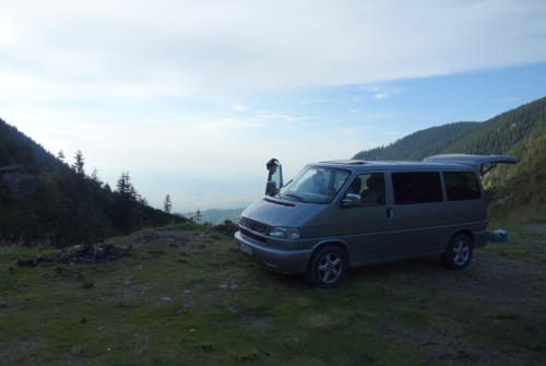 Hire a motorhome in Bad Oldesloe from private owners| VW Scotty