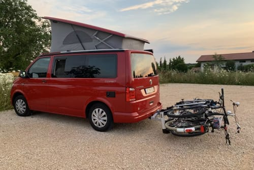 Hire a motorhome in Köln from private owners| VW Rüdiger