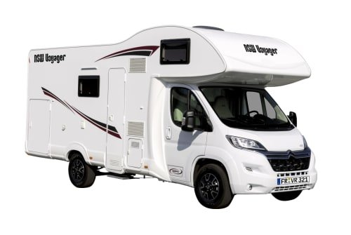 Hire a motorhome in Freiburg im Breisgau from private owners| P.L.A. Discovery FR